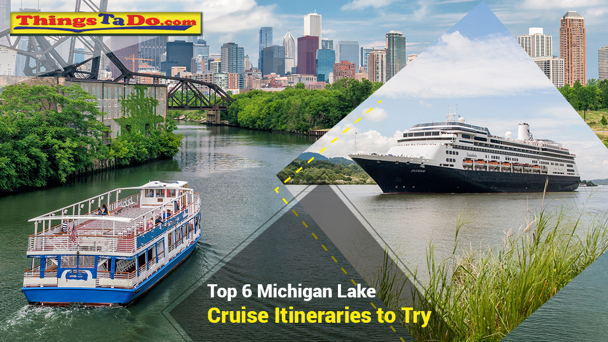 Top 6 Michigan Lake Cruise Itineraries to Try